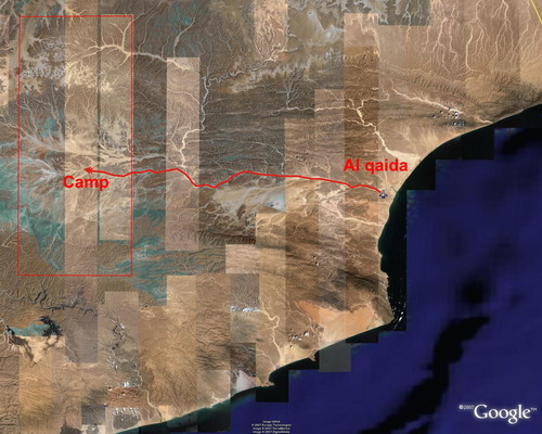 Al Qaida -Camp