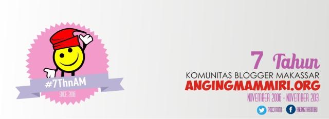 7 Tahun Anging Mammiri (sumber : angingmammiri.org)